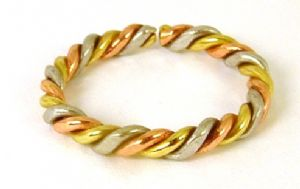 Z4: Three Colour Rope Ring